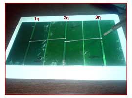 διασύνδεση solar cells