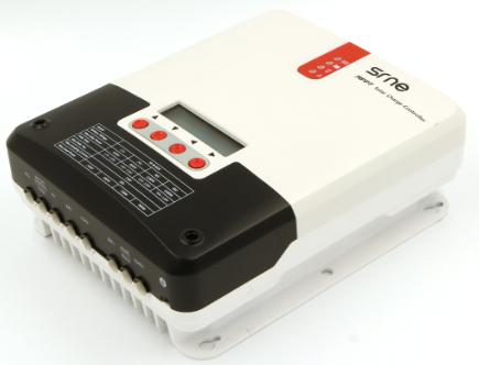 SRNE MPPT & PWM Controllers